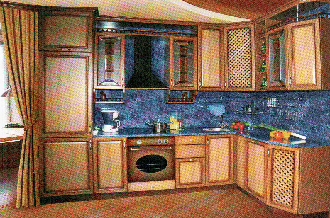 Кухонный гарнитур александра2 от